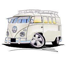 VW Splitty (11 Window) N Photographic Print
