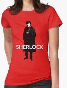 SHERLOCK - BBC Womens Fitted T-Shirt
