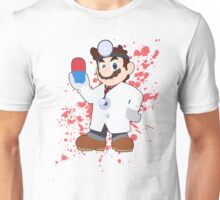 Dr Mario - Super Smash Bros Unisex T-Shirt