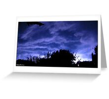 Lightning 2012 Collection 130 Greeting Card