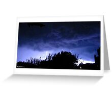 Lightning 2012 Collection 132 Greeting Card