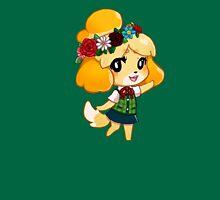 Flower pup Isabelle Unisex T-Shirt