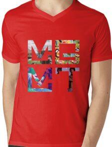 MGMT Albums Mens V-Neck T-Shirt