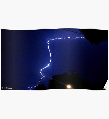 Lightning 2012 Collection 181 Poster