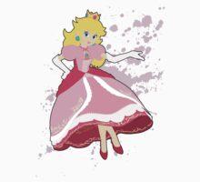 Peach - Super Smash Bros by PrincessCatanna