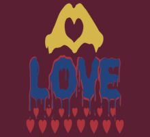 ۞»♥A Bleeding Passionate Love Clothing & Stickers♥«۞ by Fantabulous