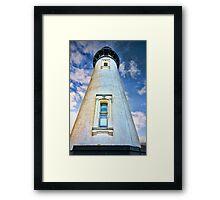 Yaquina Lighthouse, Oregon Framed Print