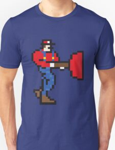 Plumbing to save the world! T-Shirt