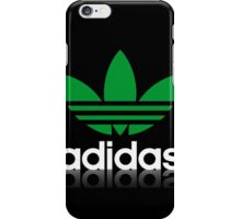 Addidas Green iPhone Case/Skin