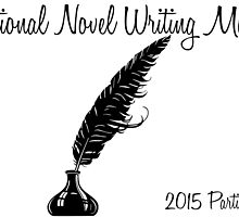 National Novel Writing Month - Pen by paperbouquet