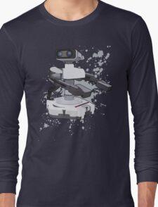 R.O.B - Super Smash Bros Long Sleeve T-Shirt