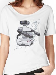R.O.B - Super Smash Bros Women's Relaxed Fit T-Shirt