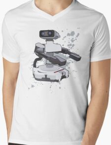 R.O.B - Super Smash Bros Mens V-Neck T-Shirt