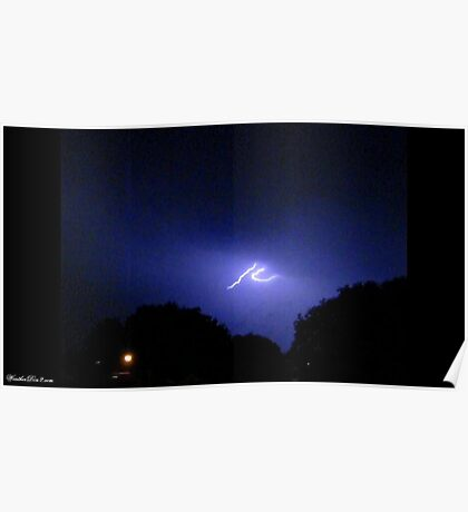 Lightning 2012 Collection 227 Poster