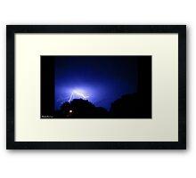 Lightning 2012 Collection 231 Framed Print