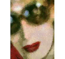 REDREFLECTION Photographic Print