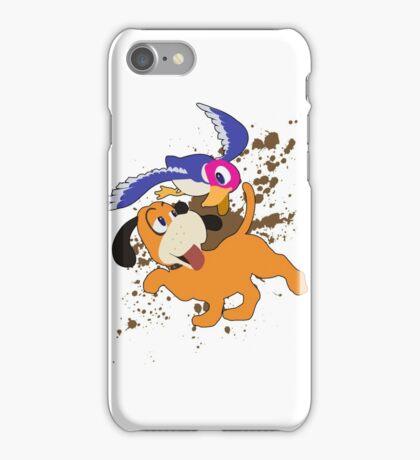 Duck Hunt Duo - Super Smash Bros iPhone Case/Skin