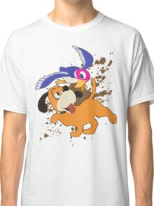 Duck Hunt Duo - Super Smash Bros Classic T-Shirt