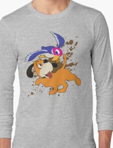 Duck Hunt Duo - Super Smash Bros Long Sleeve T-Shirt