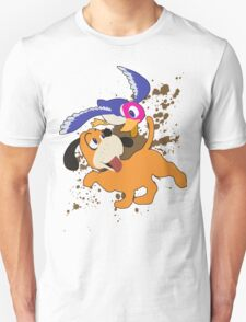 Duck Hunt Duo - Super Smash Bros T-Shirt