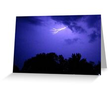 Lightning 2012 Collection 276 Greeting Card