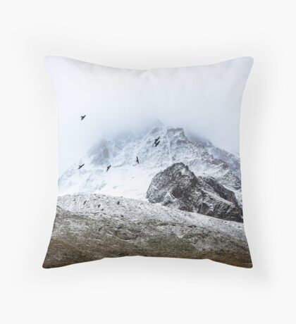 Clandestine Throw Pillow