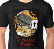 A Clockwork Orange hand drawn design Unisex T-Shirt