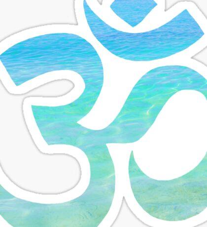 Ocean Ohm Sticker