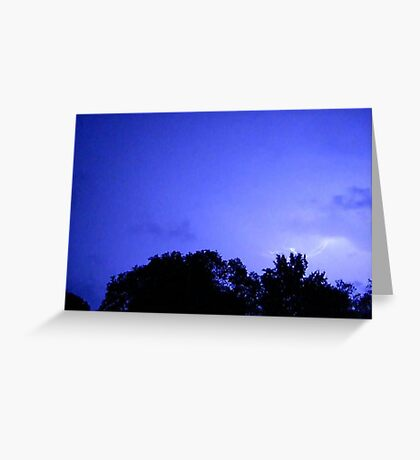 Lightning 2012 Collection 304 Greeting Card