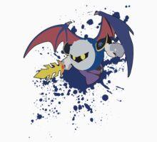 Meta Knight -   Super Smash Bros by PrincessCatanna