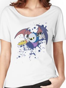 Meta Knight -   Super Smash Bros Women's Relaxed Fit T-Shirt