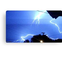Lightning 2012 Collection 326 Canvas Print