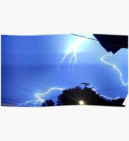 Lightning 2012 Collection 326 Poster