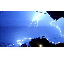 Lightning 2012 Collection 326 Photographic Print