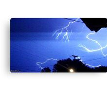 Lightning 2012 Collection 327 Canvas Print