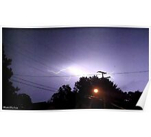 Lightning 2012 Collection 329 Poster