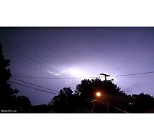Lightning 2012 Collection 329 Photographic Print