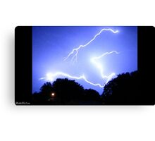 Lightning 2012 Collection 336 Canvas Print
