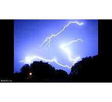 Lightning 2012 Collection 336 Photographic Print