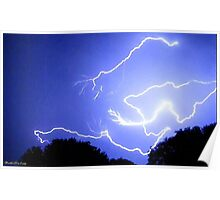 Lightning 2012 Collection 338 Poster