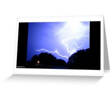 Lightning 2012 Collection 339 Greeting Card