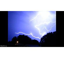 Lightning 2012 Collection 339 Photographic Print