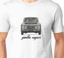 Alfa Romeo Giulia Super Unisex T-Shirt