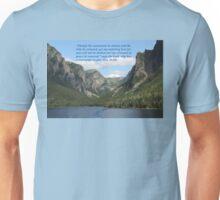 Hope Series: Isa. 54:10 Unisex T-Shirt