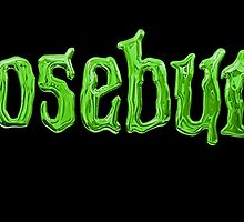 Goosebumps Logo - HQ (Highest Resolution on site!) by Whammy
