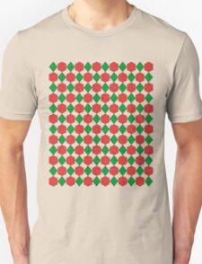 D&D Argyle Unisex T-Shirt