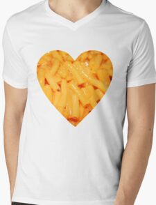 Kraft Dinner Mens V-Neck T-Shirt