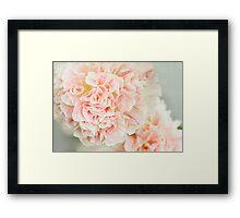 Soft and fluffy Framed Print