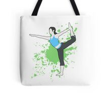 Wii Fit Trainer (Female) - Super Smash Bros  Tote Bag