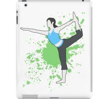 Wii Fit Trainer (Female) - Super Smash Bros  iPad Case/Skin